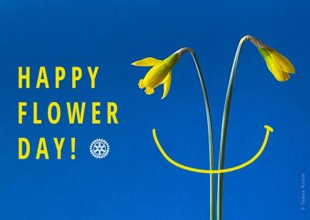 Happy Flower Day