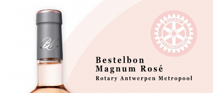 Magnum Rose Fundraiser - Rotary Antwerpen-Metropool