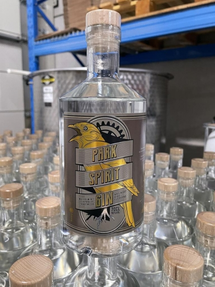 the Park Spirit Gin